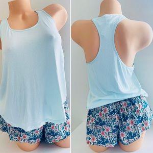 Victorias Secret Sleepwear Set Tank Top, Short M